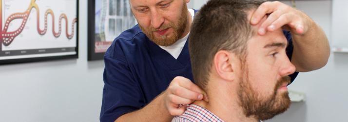 Chiropractor Fraser MI Ryan Lukowski Chiropractic Care For Neck Pain