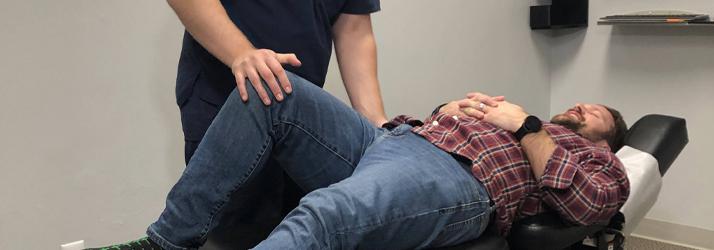 Chiropractor Fraser MI Ryan Lukowski Chiropractic For Knee Pain